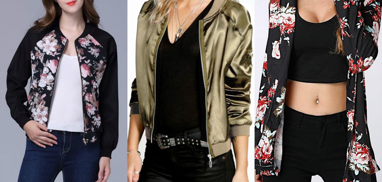 Le Petit Blondie: Tá na moda: Bomber Jacket (Jaqueta Bomber) e ...