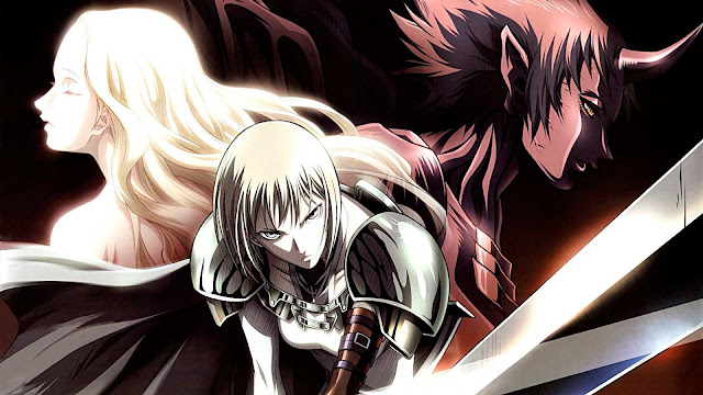Claymore Filler List and Chronological Order