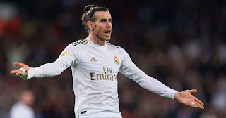 Real Madrid ready to let go off Bale this summer for €60m