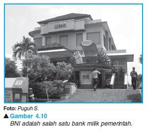 Jenis Jenis Bank  Menurut Kepemilikan