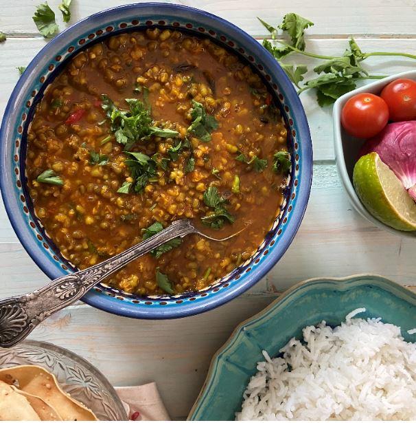 Gujarati Style Moong