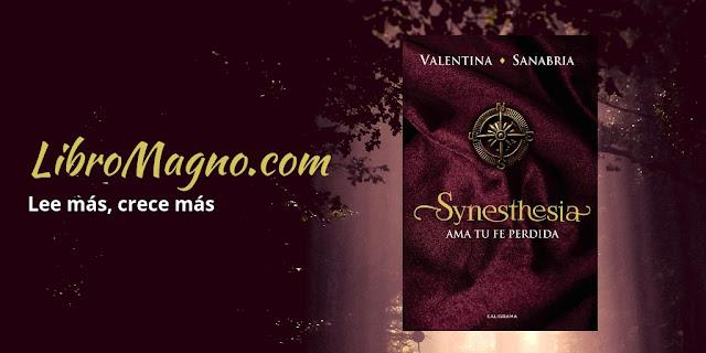 Synesthesia - Valentina Sanabria