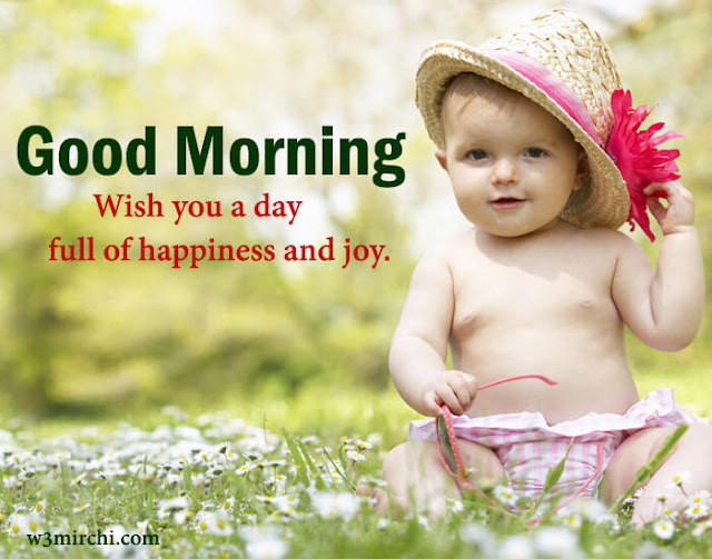 good morning hd baby images