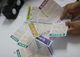 Resultado das Loterias de Sábado (28/03)