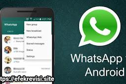 Cara Mudah Balas Pesan Whatsapp Tanpa membuka Aplikasi Di Android
