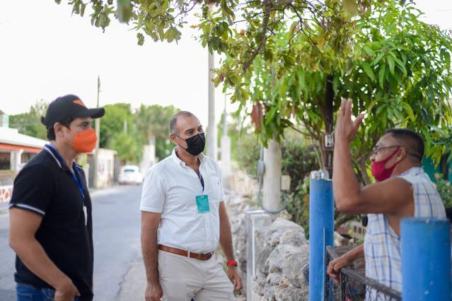 Garantizaremos agua potable todo el día para las comisarías: Víctor Cervera