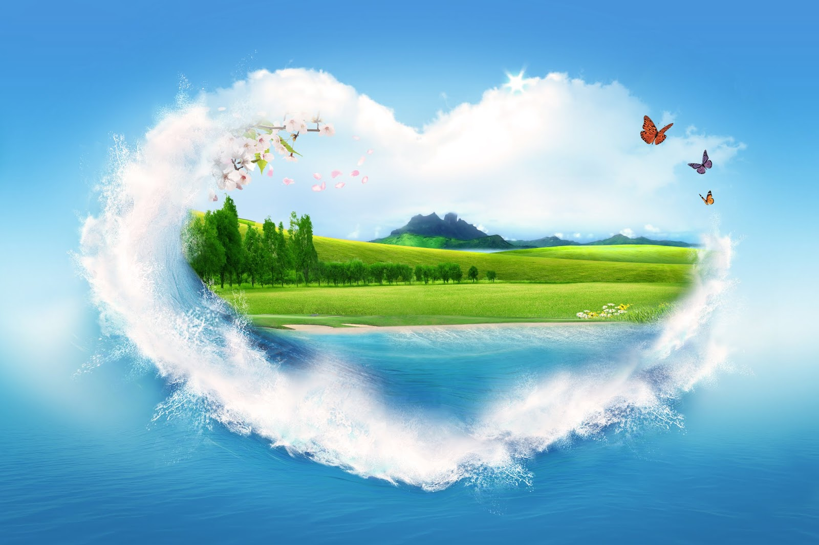 Heart - Backgrounds Pic