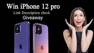 1000 Lucky Winners Win IPhone 12 pro