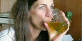terapi kesehatan dengan air kencing