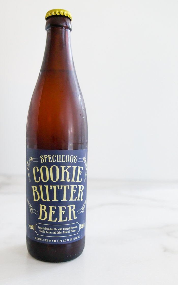 Trader Joe's Speculoos Cookie Butter BEER Review