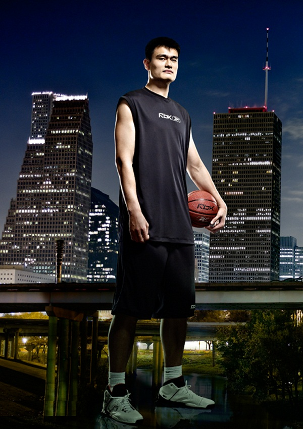 Celebrity Heights | How Tall Are Celebrities? Heights of Celebrities: How Tall is Yao Ming?