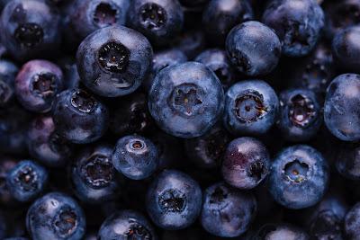 Blueberries -- Photo by Joanna Kosinska on Unsplash