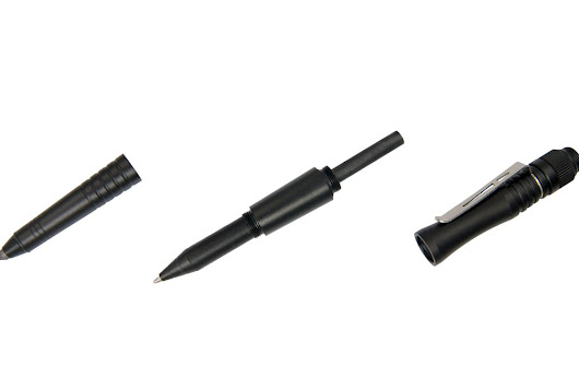 Product Review: Tactical LED Pen With Glass Breaker and Fire Starter
