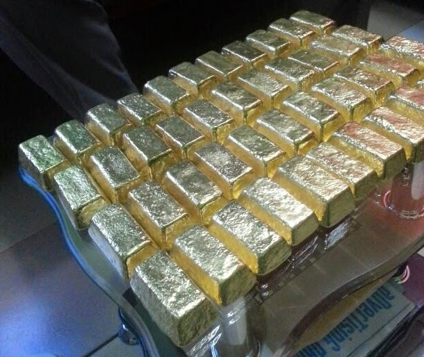 Offer Gold Dore Bars Turns In To Service Upfront Payment