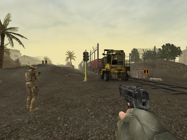 Marine Sharpshooter 3 PC Game