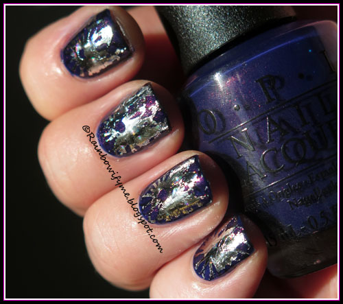 OPI ~ Turn on the Northern Lights!