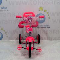 exotic tongkat dorong kemudi sepeda roda tiga bmx anak