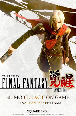 MMOARPG Review Final Fantasy Awakening MMOARPG 3D Action Games Mobile