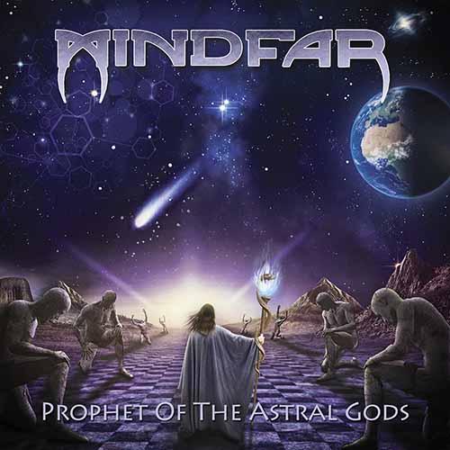 """Ο δίσκος των Mindfar """"Prophet of Astral Gods"""""""