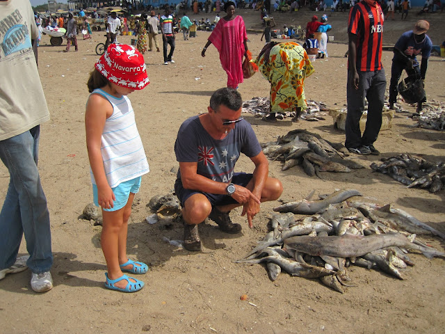 IMG_2962 ▷ Llegada de Pescadores al Puerto de Mbour
