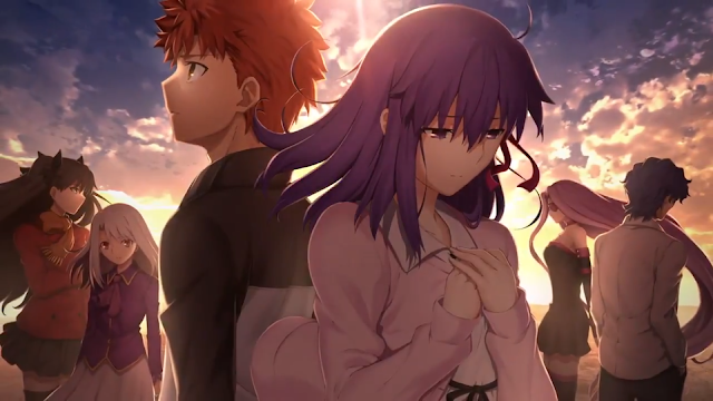 Fate/stay night: Heaven's Feel III. spring song revela teaser y póster