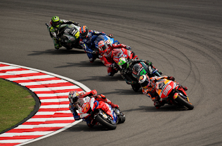 Tuan Rumah MotoGP Pertama sejak 1997