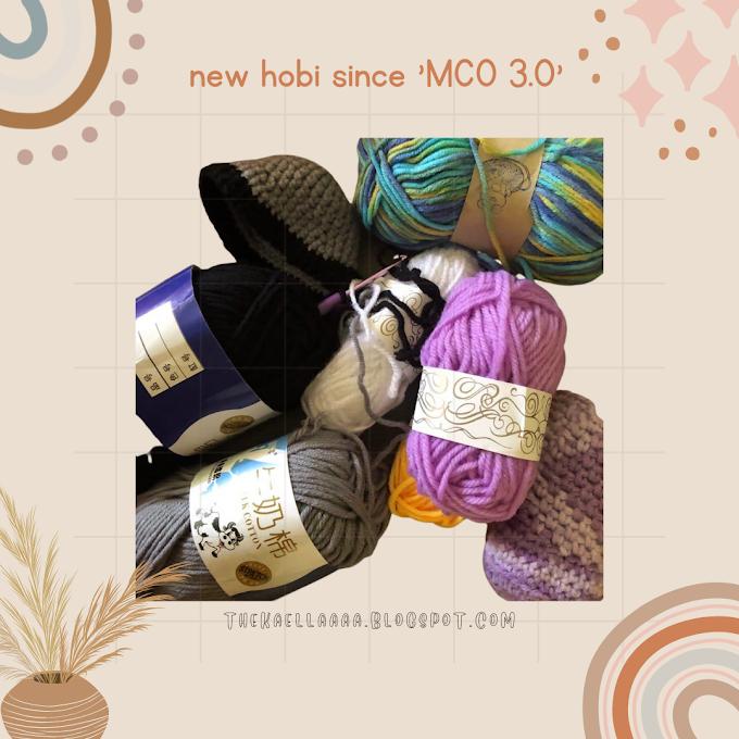 Jumpa dengan Hobi Baru, Mengait (Crochet)