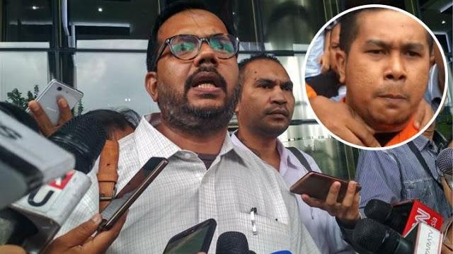 Rekaman CCTV, Haris Azhar Ungkap Dugaan Rekayasa Sidang Kasus Novel Baswedan