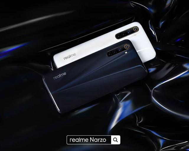 Realme Narzo - IG