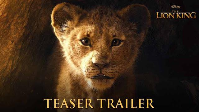 أول تريلر خرافي وجد واقعي لفيلم The Lion King المنتظر في صيف 2019