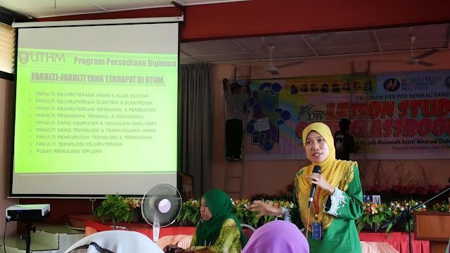 program persediaan, pra diploma, universiti tun hussien onn malaysia, uthm johor, uthm, lepas spm