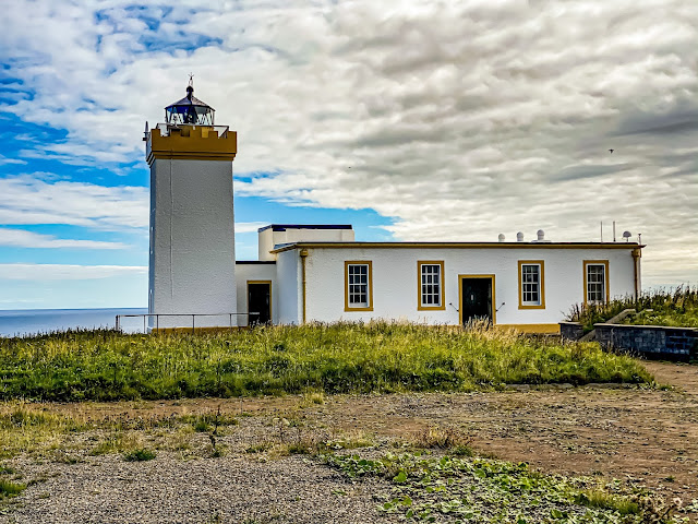 John O'Groats is Inspiring, The Lighthouse at Duncansby Head, Mandy Charlton Photographer, blogger