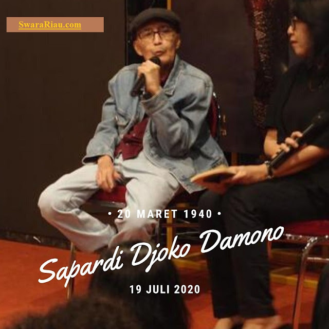 Biografi dan Profil Sapardi Djoko Damono