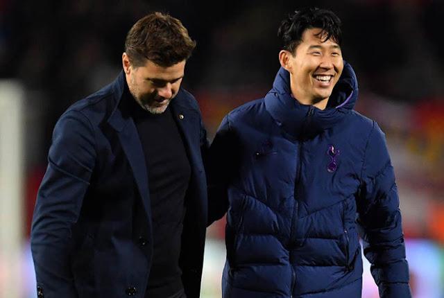 Tin HOT bóng đá sáng 24/3: Pochettino tiết lộ Son Heung Min suýt rời Tottenham