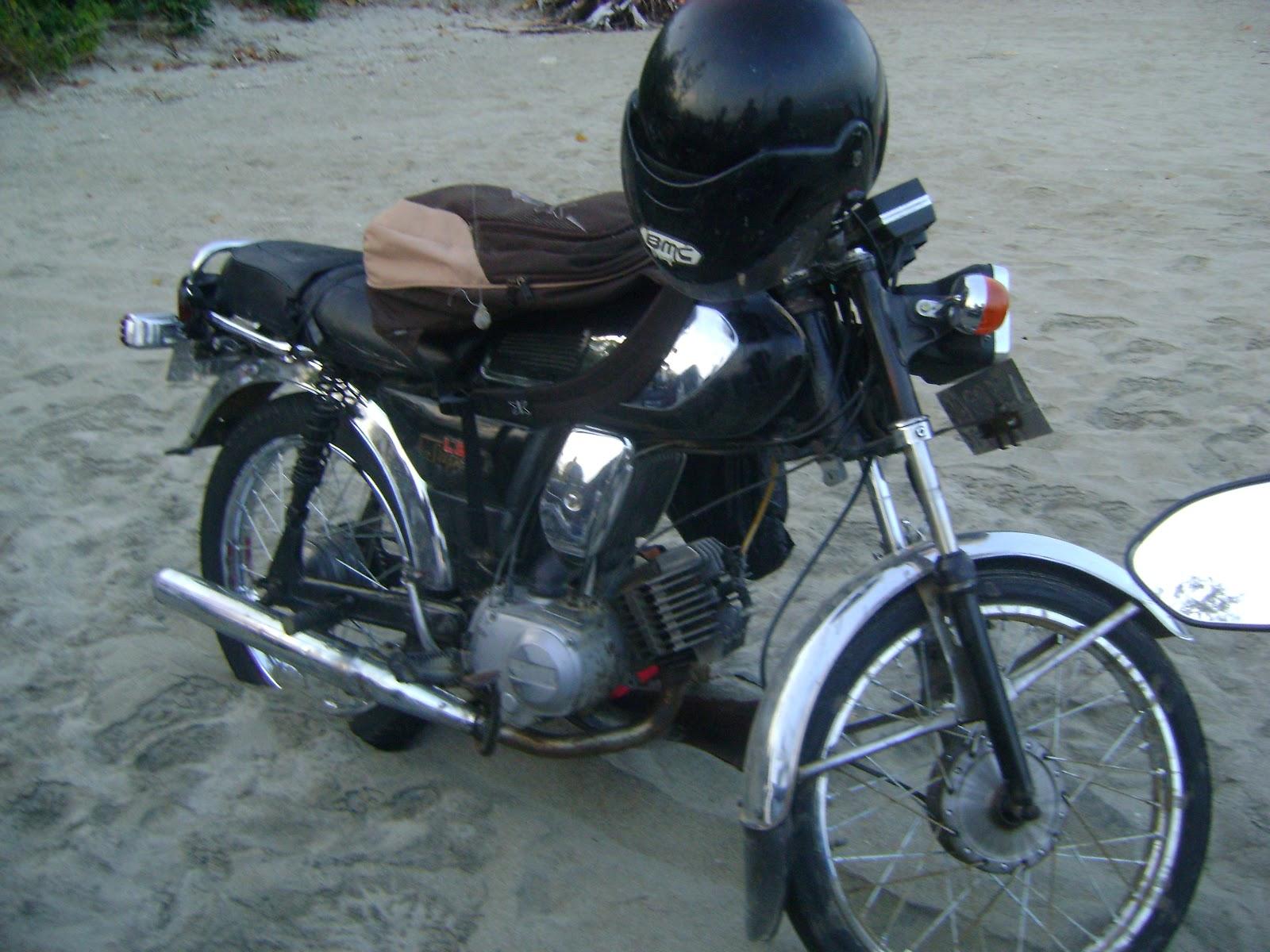 Modifikasi Motor L Super Modifikasi Sepeda Motor