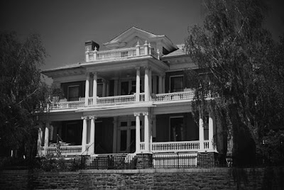 The Hennessy Mansion in Butte, Montana is reportedly haunted by it's original owner