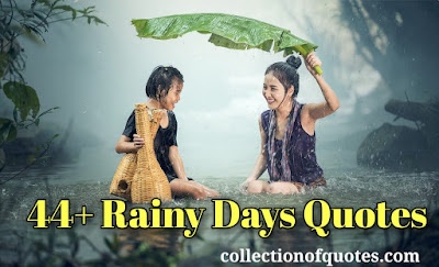 Rainy Days Quotes Images/