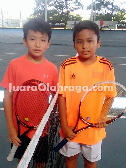 Rafael Jose Soesilo Melaju ke Final Liga.Tennis National Junior Championship