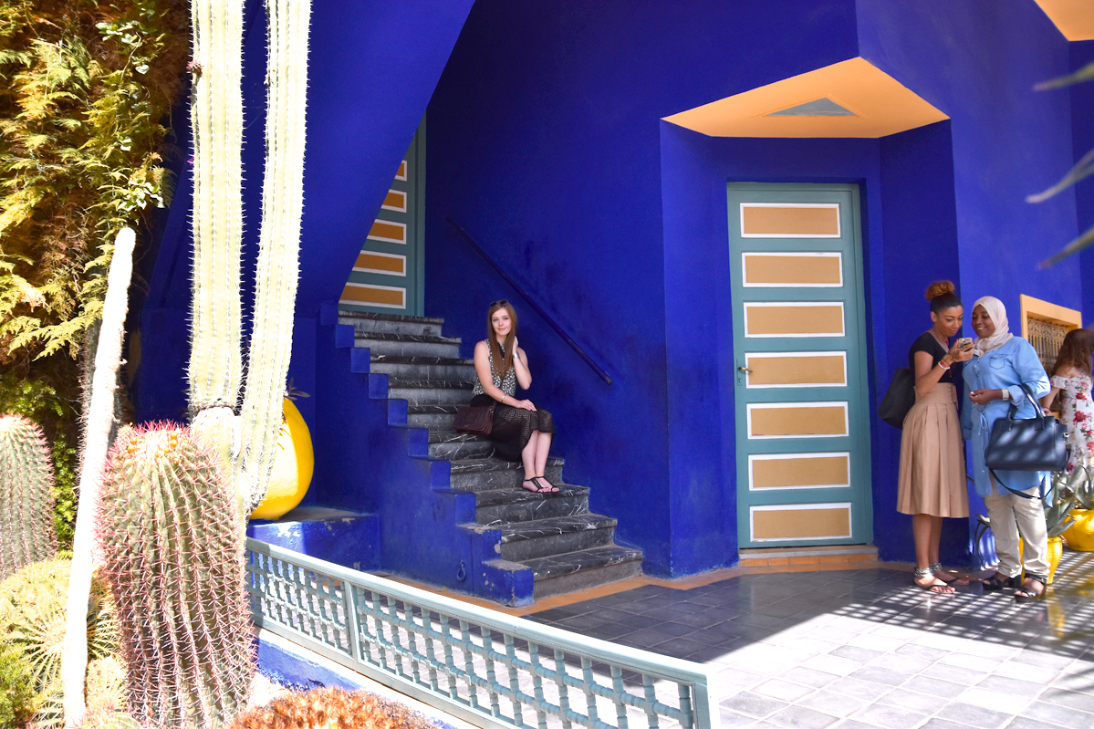 Marokko-Travel-Diary  - Jardin de Majorelle
