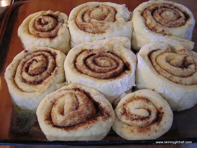 Glorious Gluten-Free Cinnamon Rolls