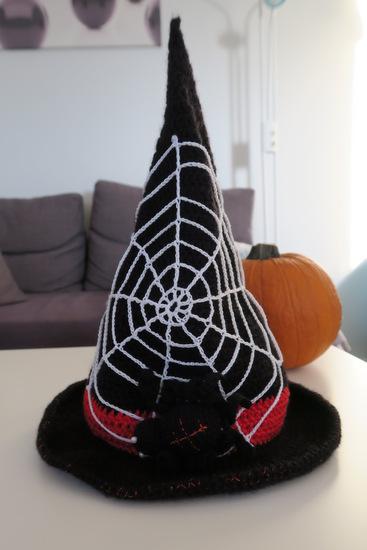 Kapelusz na Halloween