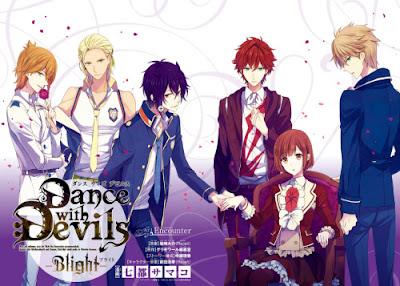 جميع حلقات انمي Dance with Devils مترجم عدة روابط