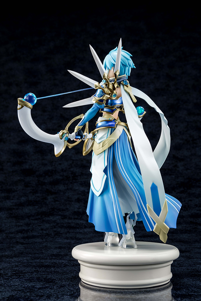 "Figuras: Sinion: Sun Goddess Solus de ""Sword Art Online"" - Genco"