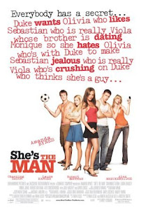 She's the Man Poster
