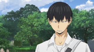 ハイキュー!! アニメ 2期6話   影山飛雄 Kageyama Tobio   HAIKYU!! Season2 Episode 6