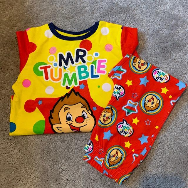 Mt Tumble character pyjamas