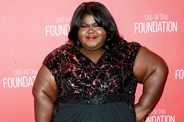 Gaboury Sidibe was the victim of ridicule because of shooting a sex scene