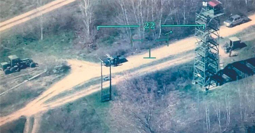 Έβρος: Εμείς τείχος, οι Τούρκοι drones με κωδικό «1453»