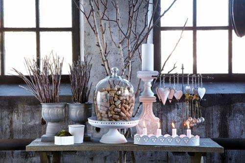 Campanas Redondas De Cristal Decorativas