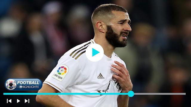 Real Madrid vs Celta de Vigo – Highlights